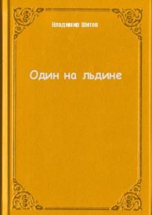 Обложка книги  - Один на льдине