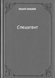 Обложка книги  - Спецагент