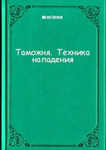 Обложка книги  - Таможня. Техника нападения