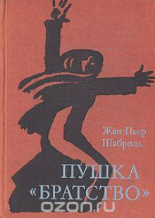 Обложка книги  - Пушка «Братство»