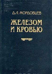 Обложка книги  - Железом и кровью