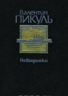 Обложка книги  - Невидимки