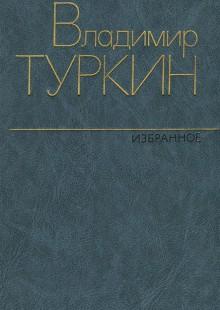 Обложка книги  - Владимир Туркин. Избранное