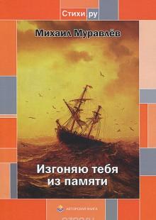 Обложка книги  - Изгоняю тебя из памяти
