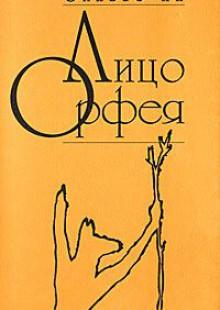 Обложка книги  - Лицо Орфея