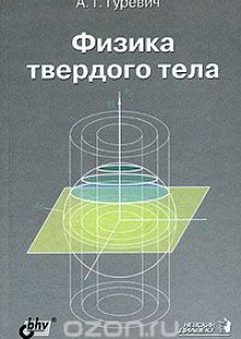 Обложка книги  - Физика твердого тела