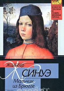 Обложка книги  - Мальчик из Брюгге