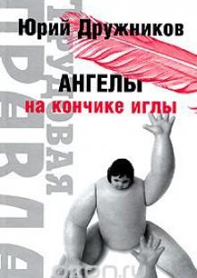 Обложка книги  - Ангелы на кончике иглы