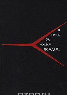 Обложка книги  - В путь за косым дождем…