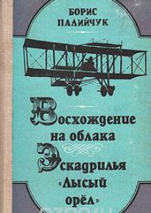 Обложка книги  - Восхождение на облака. Эскадрилья «Лысый орел»