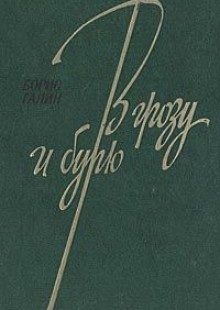 Обложка книги  - В грозу и бурю. Очерки 30 – 70-х годов