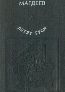 Обложка книги  - Летят гуси