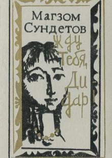 Обложка книги  - Жду тебя, Дидар
