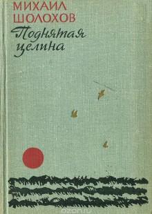 Обложка книги  - Поднятая целина