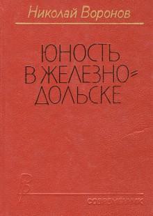Обложка книги  - Юность в Железнодольске
