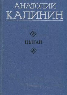 Обложка книги  - Цыган