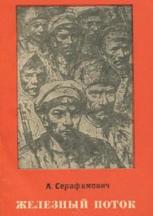 Обложка книги  - Железный поток
