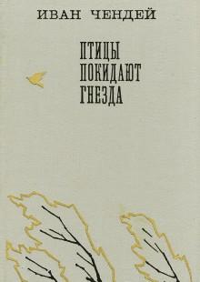 Обложка книги  - Птицы покидают гнезда