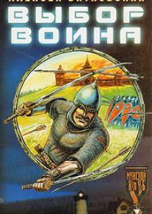 Обложка книги  - Выбор воина