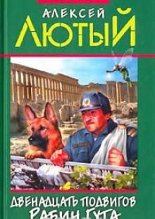 Обложка книги  - Двенадцать подвигов Рабин Гута