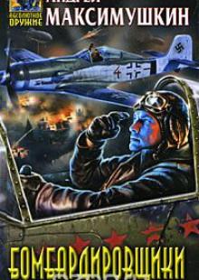 Обложка книги  - Бомбардировщики