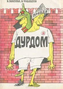Обложка книги  - Дурдом