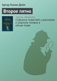 Обложка книги  - Второе пятно