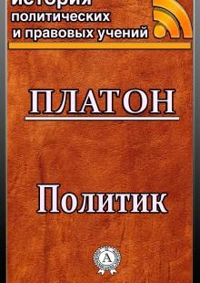 Обложка книги  - Политик
