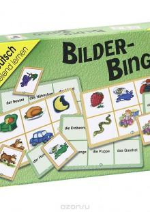 Обложка книги  - Bilder-Bingo (набор из 136 карточек)