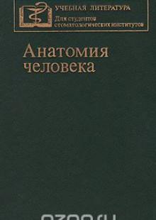 Обложка книги  - Анатомия человека