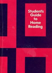 Обложка книги  - Пособие по домашнему чтению на английском языке / Student's Guide to Home Reading