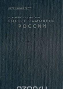 Обложка книги  - Боевые самолеты России