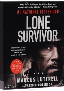 Обложка книги  - Lone Survivor (аудиокнига на 12 CD)