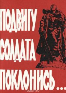 Обложка книги  - Подвигу солдата поклонись…