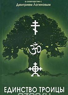 Обложка книги  - Единство Троицы и суть сил Единства
