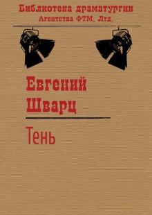 Обложка книги  - Тень