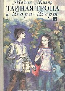 Обложка книги  - Тайная тропа к Бори-Верт