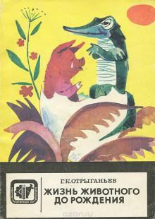 Обложка книги  - Жизнь животного до рождения
