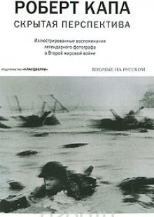Обложка книги  - Скрытая перспектива