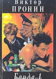 Обложка книги  - Банда 1
