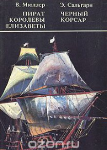 Обложка книги  - Пират королевы Елизаветы