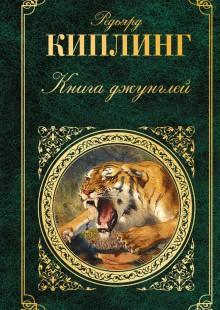 Обложка книги  - Книга джунглей (сборник)