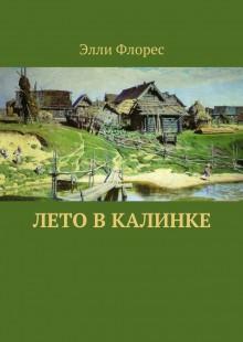 Обложка книги  - Лето вКалинке