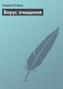 Обложка книги  - Вирус очищения