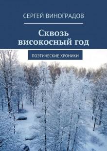 Обложка книги  - Сквозь високосныйгод