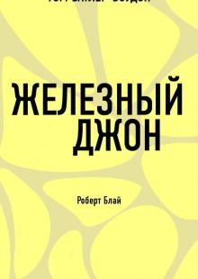 Обложка книги  - Железный Джон. Роберт Блай (обзор)