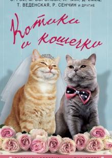 Обложка книги  - Котики и кошечки (сборник)
