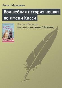 Обложка книги  - Волшебная история кошки по имени Касси