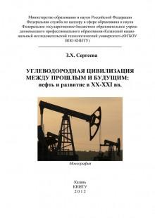 Обложка книги  - Углеводородная цивилизация между прошлым и будущим: нефть и развитие в XX-XXI вв.