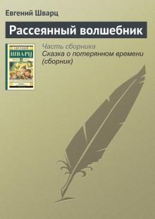 Обложка книги  - Рассеянный волшебник